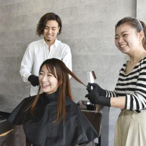 高田馬場の美容院