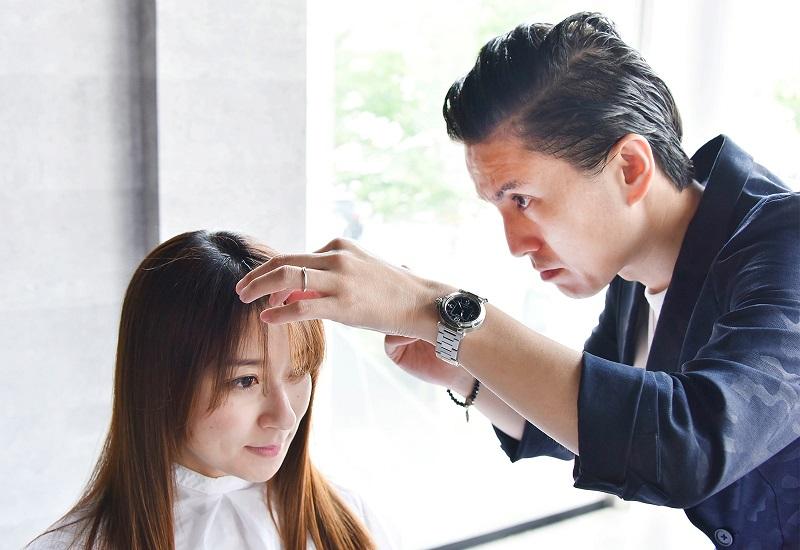 高田馬場で似合う髪型を提供する美容院